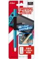 Switch/スマートフォン用タッチペン【2WAYタイプ】ブルー